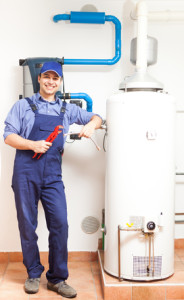 Round Lake Water Heater