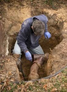 Round Lake, IL sewer-line-repair-2