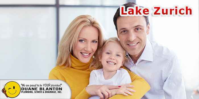 Plumbing Install Repair Services in Lake Zurich, IL